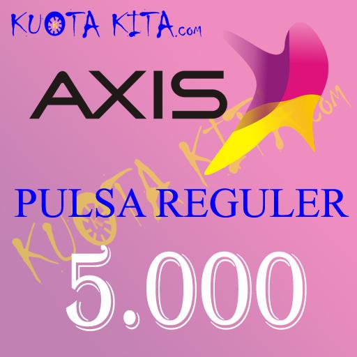 Pulsa Axis - Axis 5.000
