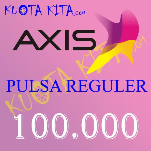 Pulsa Axis - Axis 100.000