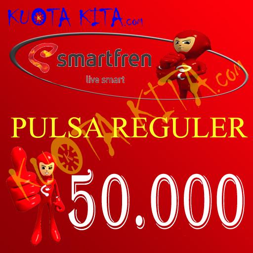 Pulsa Smartfren - Smartfren 50.000